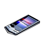 flash - 1,8 inch TFT LCD mp4-speler (2GB, Zwart)