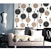 Flower Wall Sticker (0752 -SD002)