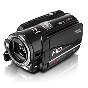 dvr-9z camcorder HD 5.0MP CMOS 1080p ad alta definizione con registrazione video 3.0inch 20x zoom display LCD mov h.264 quanlity (dce337)