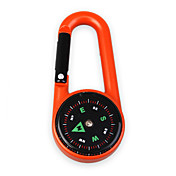 Portable Compass (Orange)