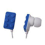 Stylish Noise Cancelling Earbud - Blue