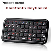 Bluetooth sans fil ultra mini clavier QWERTY compatible