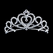 Alloy With Czech Rhinestones Bridal Tiara