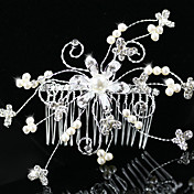 Gorgeous Rhinestones Wedding Combs