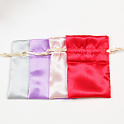 Mini Satin Drawstring Favor Bag (Set of 24)