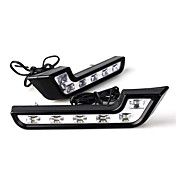 2 pcs LED de alta potncia de luz executando / nevoeiro durante o dia ( prova,  prova d'gua corroso)