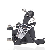 New Design 10-Wrap Coils Cast Iron Tattoo Machine Shader