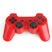 Kabelloser DualShock 3 Controller fr PS3 (Rot)