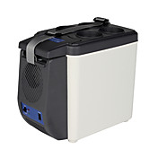 Car Travel Cooler Warmer 6L - Black