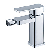 contemporaine de bidet robinet en laiton massif chrom