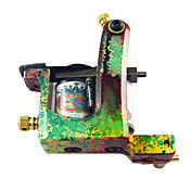 Popular Low Carbon Steel Tattoo Machine for Lining and Shading