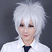 Cosplay Wig Inspired by Gintama Gintoki Sakata