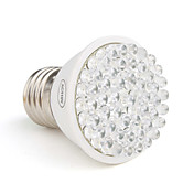 E27 5W 250LM 5500-6000K Natural White Light LED Spot Bulb (110V)