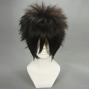 Cosplay Wig Inspired by Naruto Sasuke Uchiha