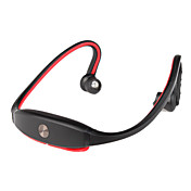 New Neckband Stereo Wireless Bluetooth Headset Headphone for Mobile Phone(red)(great value for money)