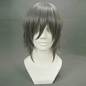 Cosplay Wig Inspired by Reborn! Hayato Gokudera
