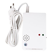 High Sensitivity Wireless Gas Alarm Detector
