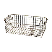 Cleaning Basket For 6L Stainless Steel Ultrasonic Cleaner
