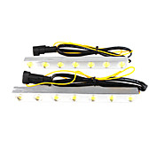Eagle Eye luz (7 led, luz branca)