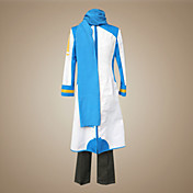 traje cosplay inspirado vocaloid kaito