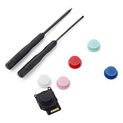 sustitucin 3D analgico joystick para psp 2000 (colores surtidos)