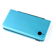 Aluminum Protective Case for Nintendo DSi LL and XL (Blue)