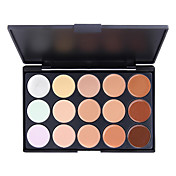 15 couleurs de la palette de maquillage correcteur version de (yy097)