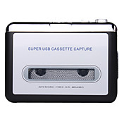 ezcap cattura cassette usb, convertire nastri e cassette in mp3, convertitore portatile di acquisizione usb cassette-to-mp3