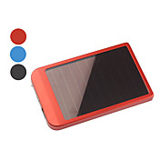 Solar Powered Battery for iPhone, iPod, and Mobile Phones (Assorted Colors, 3000mAh)