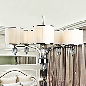 Ceiling Light with 5 Lights in Warm White Shade