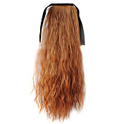 Laceup Design Synthetic Curly Ponytail - 6 Colors Available