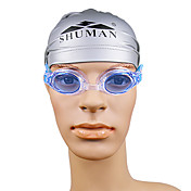 Unisex SM216 Anti-Fog Plating Swimming Goggles