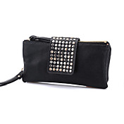 Fashionable Lady PU Mini Bag With Studs