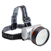 super bright 4-Mode imperméable à l'eau 76-led projecteur (4xAA)
