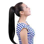 22 tommer clip-in ponytails