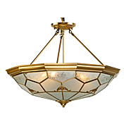 Stylish Pendant Light with 6 Lights