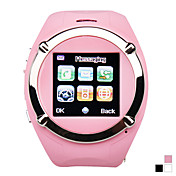 mq998 - 1,44 pouces de mobile montre (fm, quadribande, lecteur mp3)