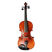 Violintine - (V16) 3/4 High-Grade Solid Spruce Violin with Case/Bow