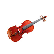 Violintine - (V34) 4/4 Professional-Grade Solid Spruce Violin with Case/Bow