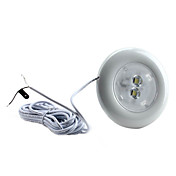 4W 120-135LM 6000-6500K Natural White Light Ceiling Lamp LED Bulb (12V)