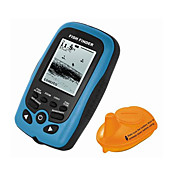 Phiradar Dot Matrix Portable Wireless LCD Fish Finder