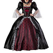 Elite Vampiress of Versailles Adult Costume(2Pieces)