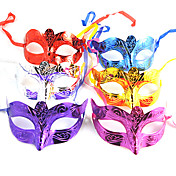 Party Masquerade Glitter fancy dress mask Man/Woman Halloween Costume(1 Pieces)
