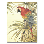 "Illustratie op gespannen doek Prints Animal 20 ""x 24"" Tall"