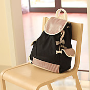 trendy kleur block backpack