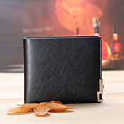 Men's Long Leather Wallet(10.5*19*1cm)