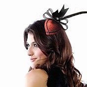 Beautiful Nylon With Bowknot Women's Fascinators