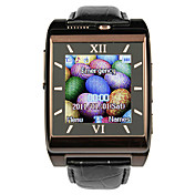 Ny Wrist Watch Phone for mænd og kvinder + High-definition kamera