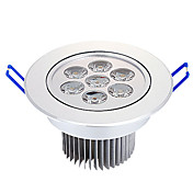 7W 735LM 3000-3500K Warm White Light LED Ceiling Bulb (220V)