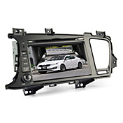 8 Inch Car DVD Player for Kia Optima (Bluetooth, GPS, iPod, RDS, SD / USB, Steering Wheel Control, Touch Screen)